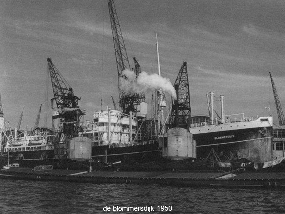 de blommersdijk 1950