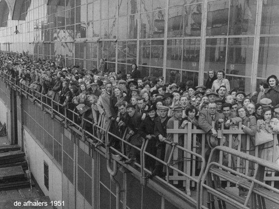 de afhalers 1951