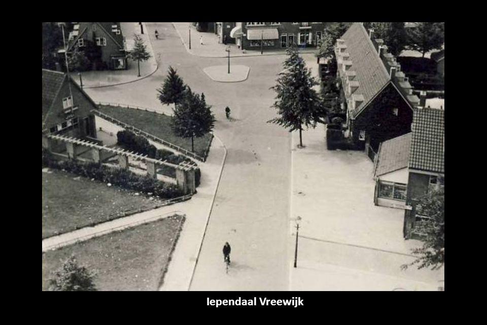 Het Brabants Dorp met het in aanbouw van Ikazia ziekenhuis