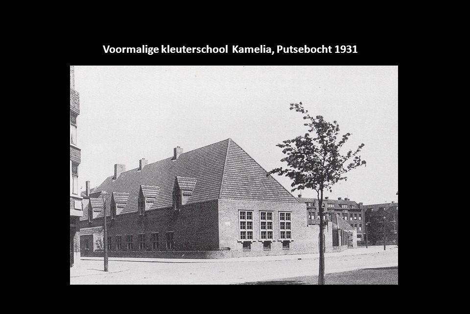 Veldstraat (Vreewijk) 1952