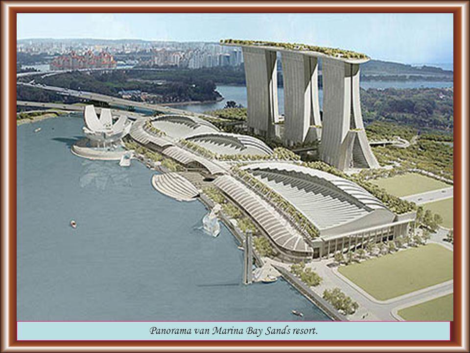 Het casino in Marina Bay Sands (MBS) ziet een gemiddelde van 25,000 bezoekers per dag