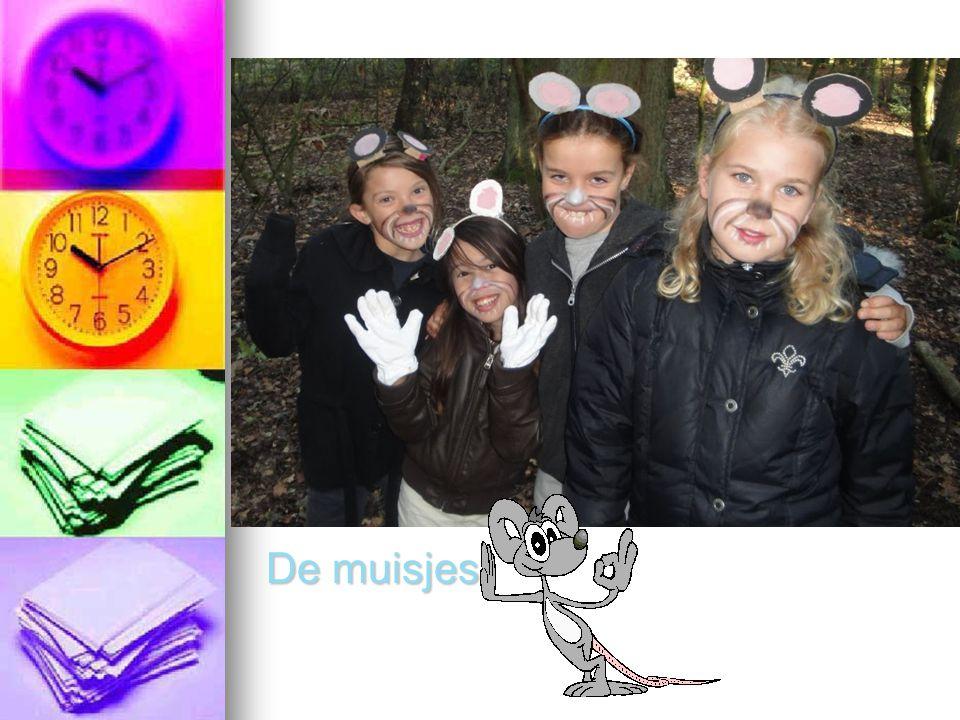 De muisjes