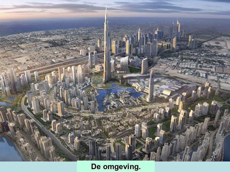 Situatie in Dubai.