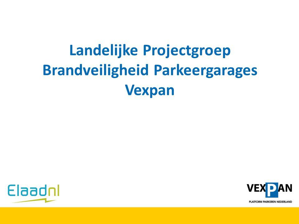 Aanpak Vexpan -Vaststellen wat we willen bereiken -Risico's per onderdeel benoemen -Samenstellen herrangschikken gereedschapskist (wet & regelgeving) -Koppelen risico's met de specifieke onderdelen uit de gereedschapskist -Samenwerking : EV-Veiligheid