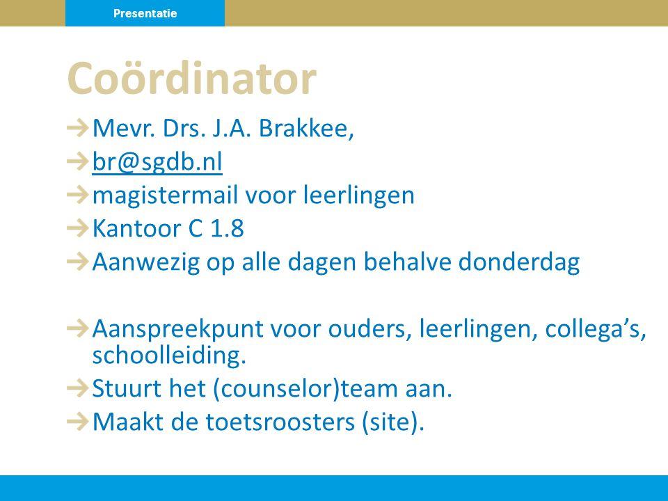 Mevr. Drs. J.A.