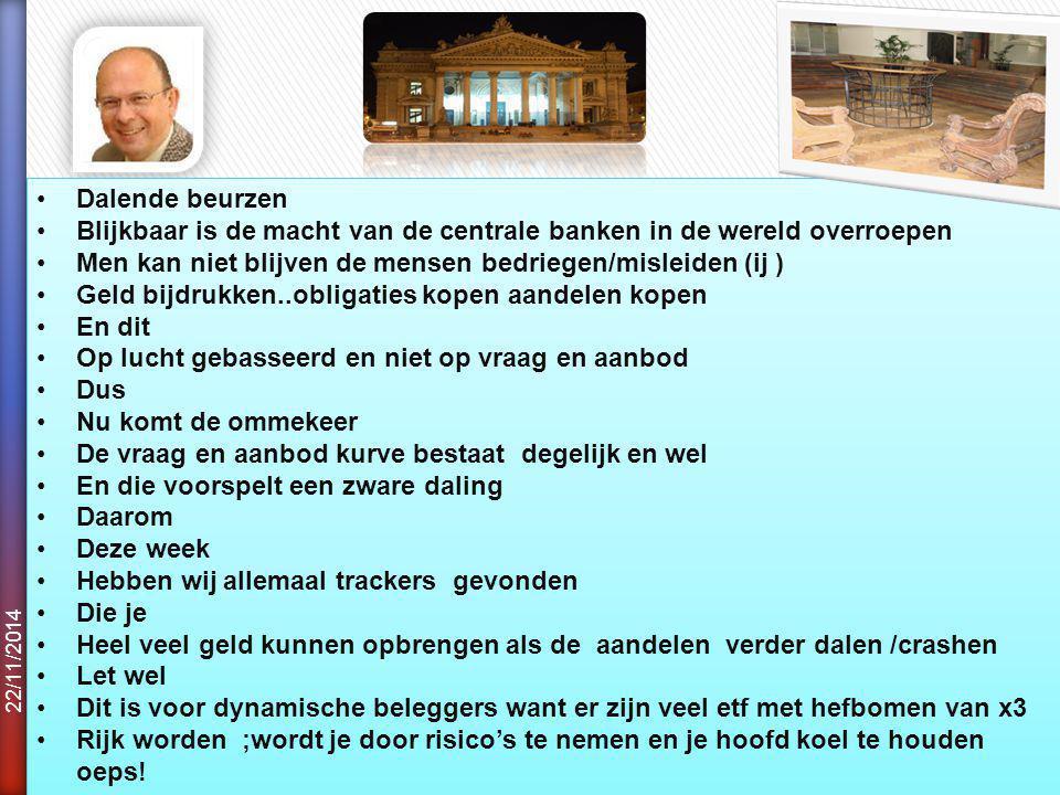 23 22/11/2014 kopen