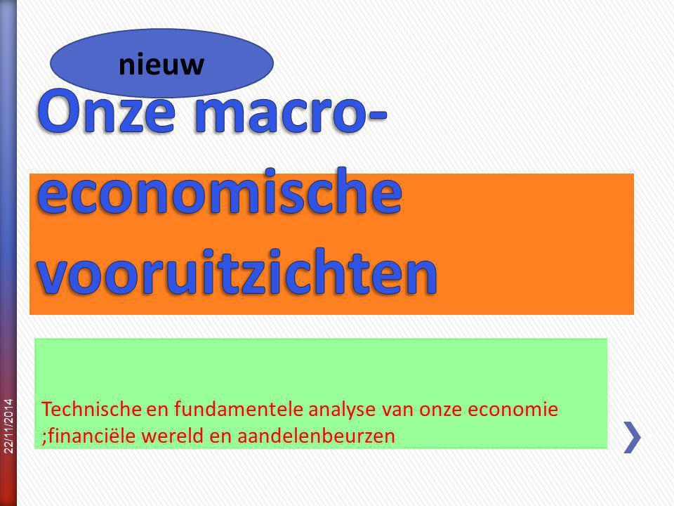 22/11/2014 35 Arbitreren in balance of goudmijnen
