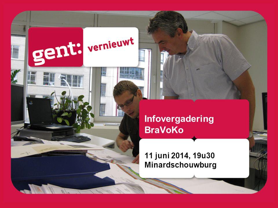 Infovergadering BraVoKo 11 juni 2014, 19u30 Minardschouwburg