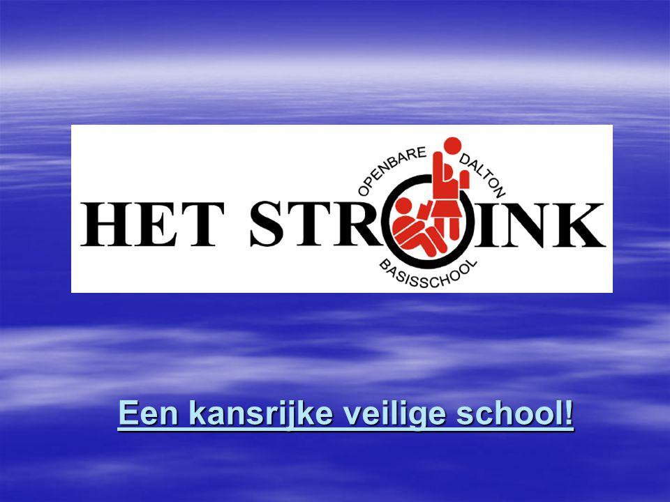 Een kansrijke veilige school!