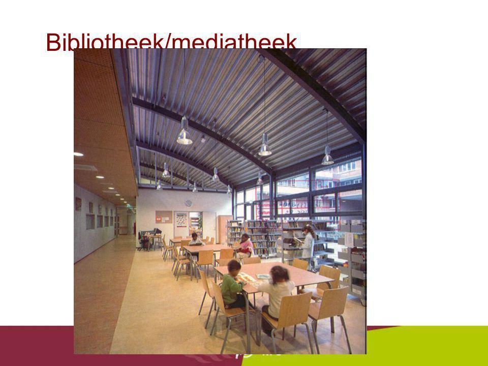 Bibliotheek/mediatheek