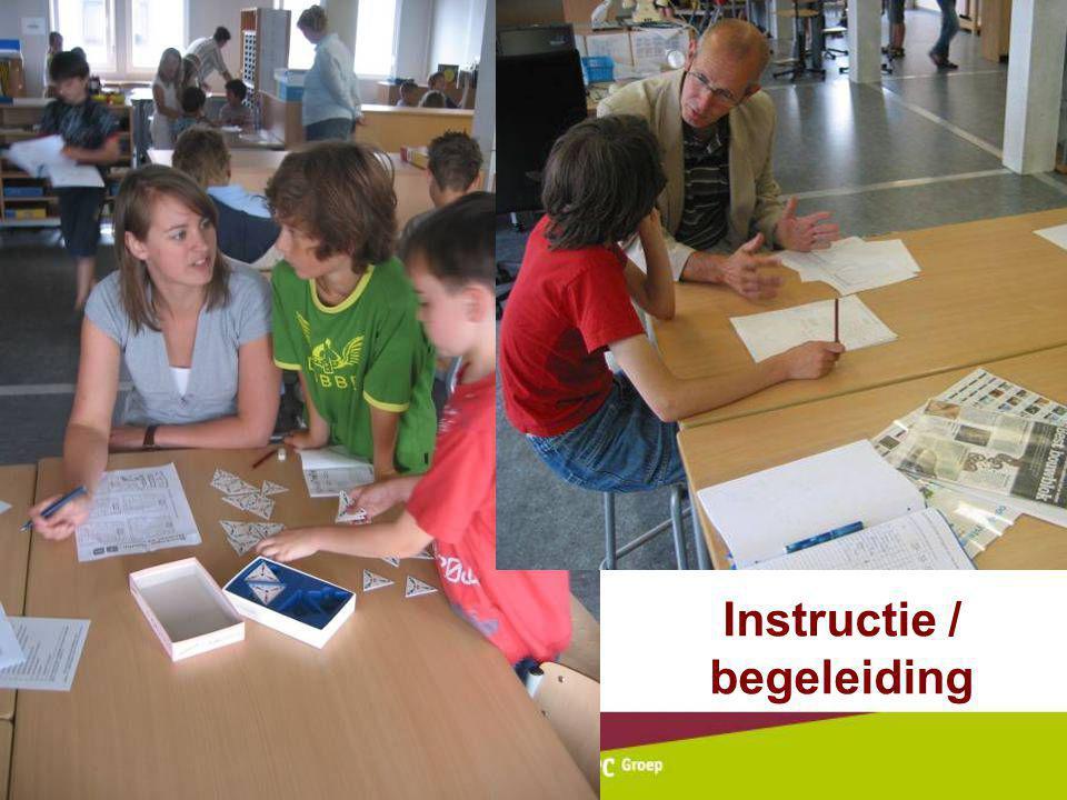 Instructie / begeleiding