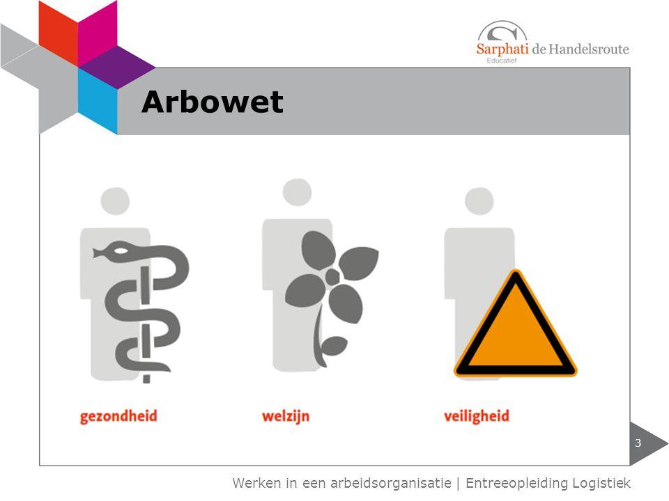 3 Werken in een arbeidsorganisatie | Entreeopleiding Logistiek Arbowet