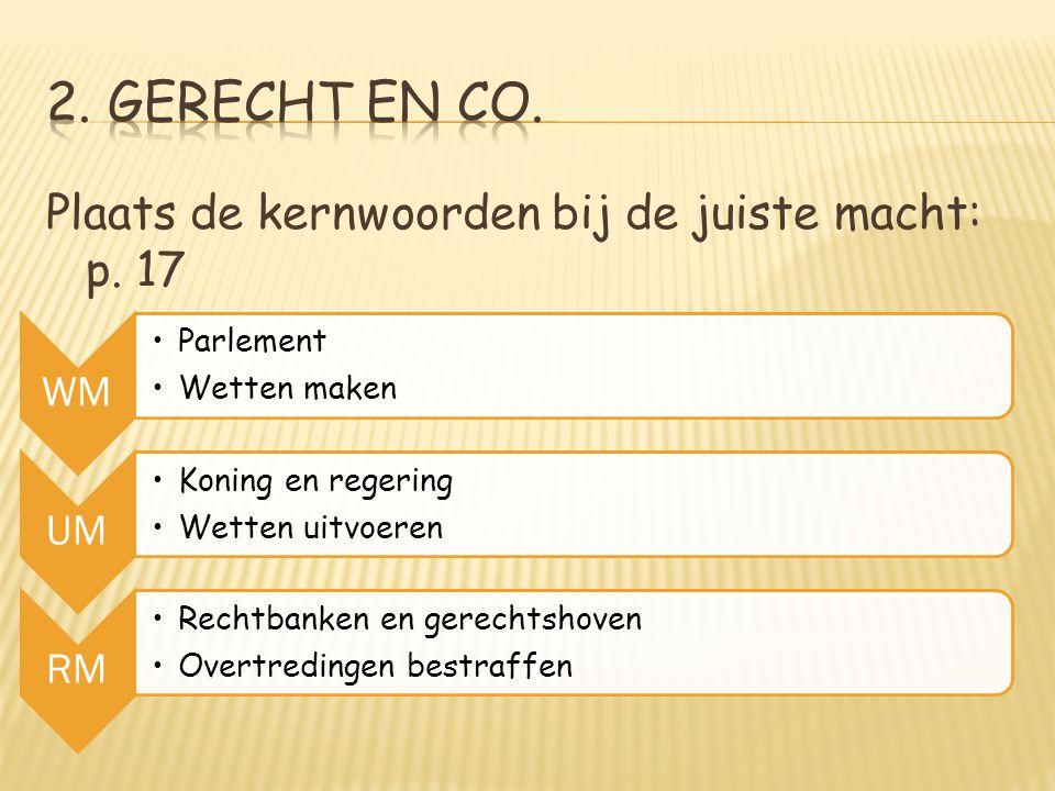 Een onafhankelijke rechterlijke macht Alinea 3: de plicht om een uitspraak te motiveren -> je kan niemand straffen zonder dat je daar een reden voor hebt… -> Wat vinden jullie van proces Els Clottemans???