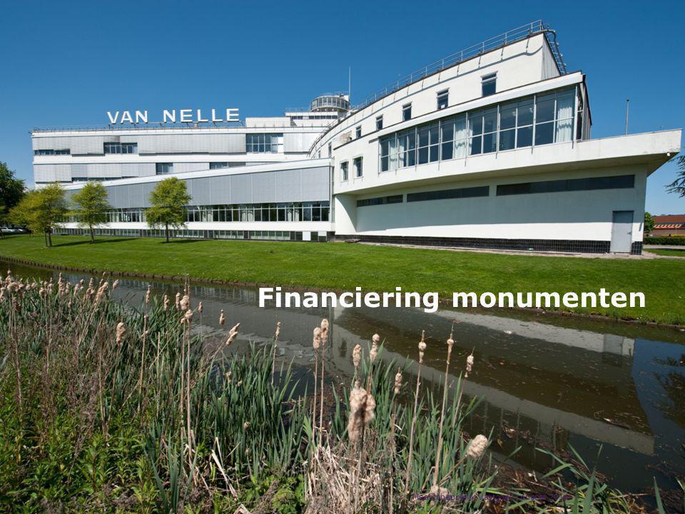Financiering monumenten Maatschappelijk Vastgoed congres 2014