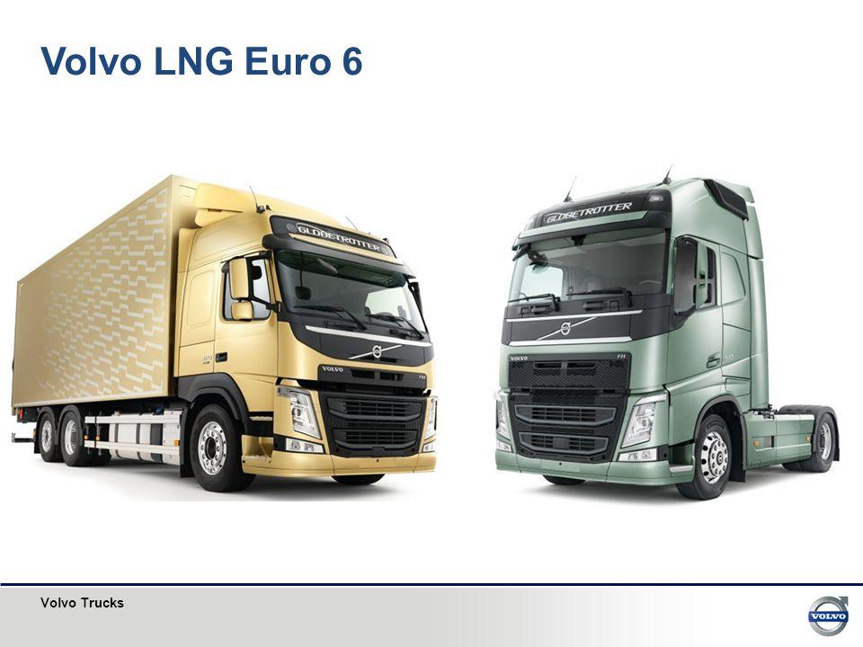 Volvo Trucks Volvo LNG Euro 6