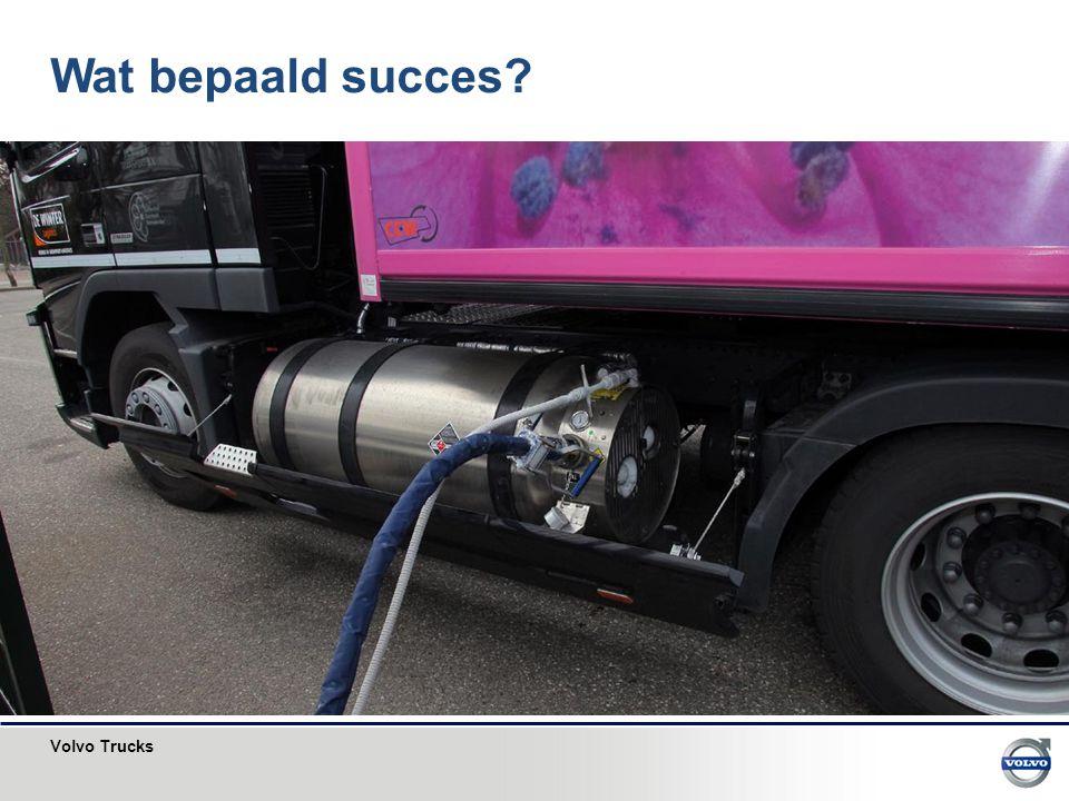 Volvo Trucks Wat bepaald succes?