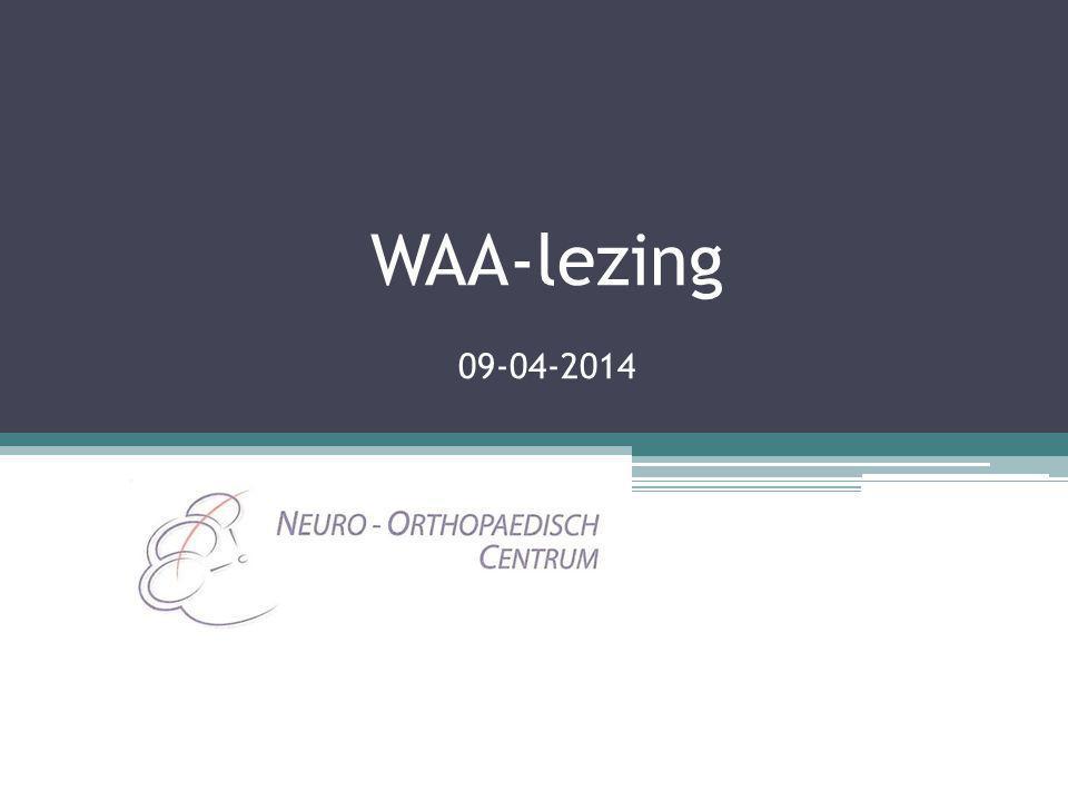 WAA-lezing 09-04-2014