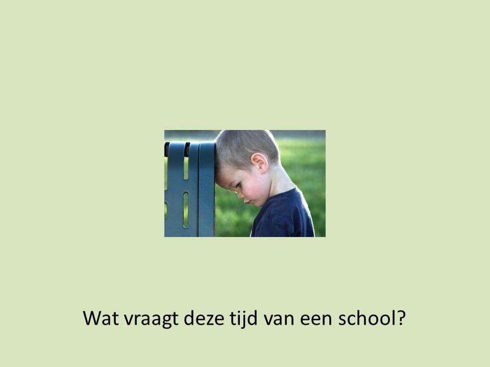 boeiend onderwijs….