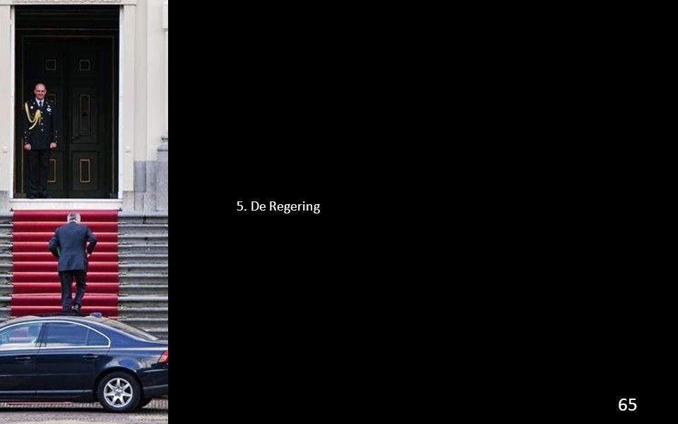 5. De Regering 65