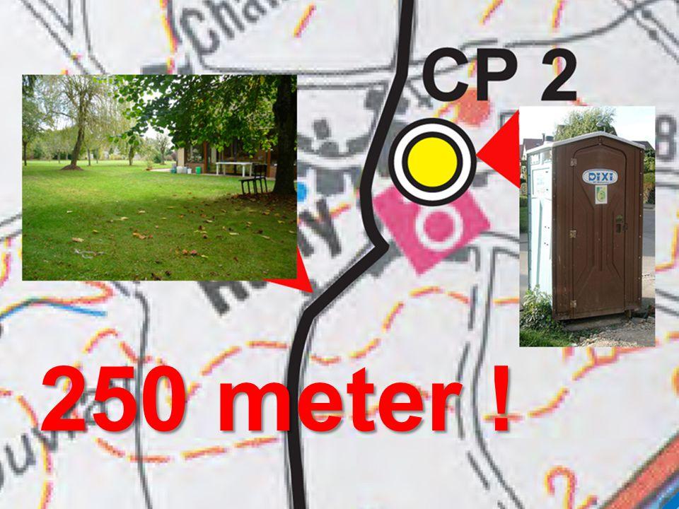 250 meter !