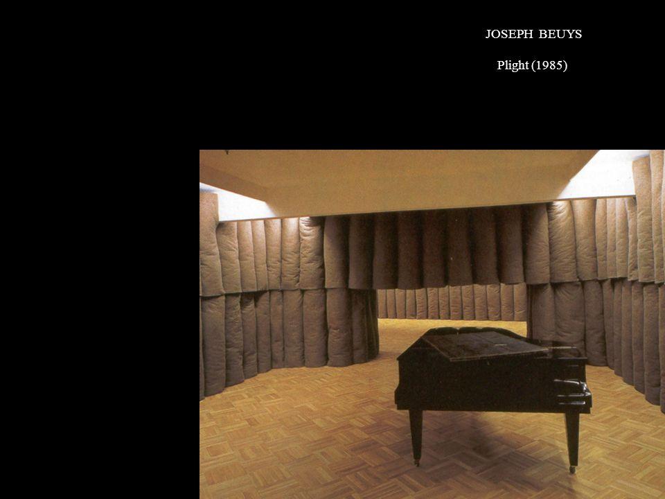 JOSEPH BEUYS Plight (1985)