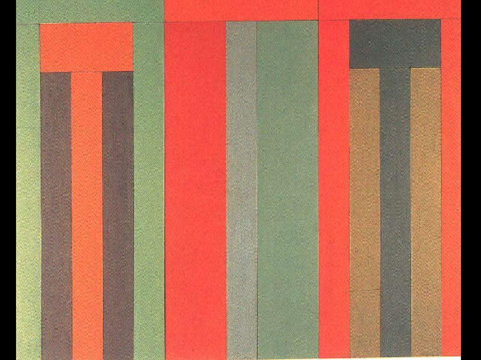 NAM JUNE PAIK Boog met dubbele wand (1985) 100 schermen en 5 videobanden Videokunstenaars houden zich bezig met de inhoud van het beeld maar ook met de zichtbaarheid van dat beeld en met de ruimte waarin de toeschouwer dit beeld zal tegenkomen.