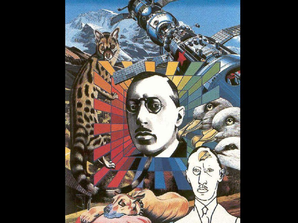 René Magritte : Le double secret (1927) Het beeld dat verschijnt is een masker dat de innerlijke leegte verbergt