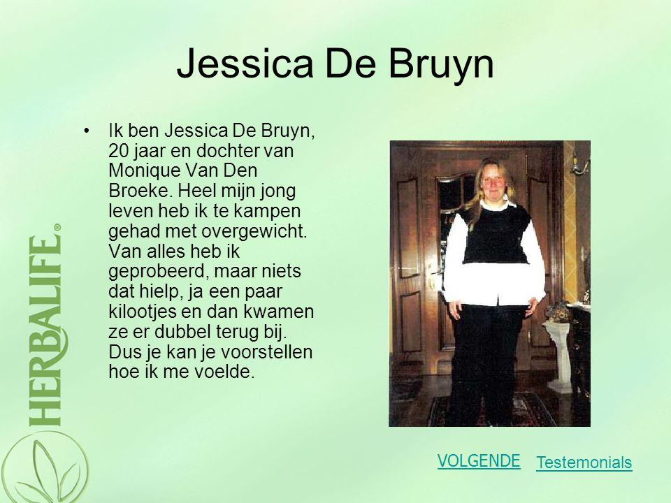 Jessica De Bruyn In Januari moest ik op controle naar A.Z.