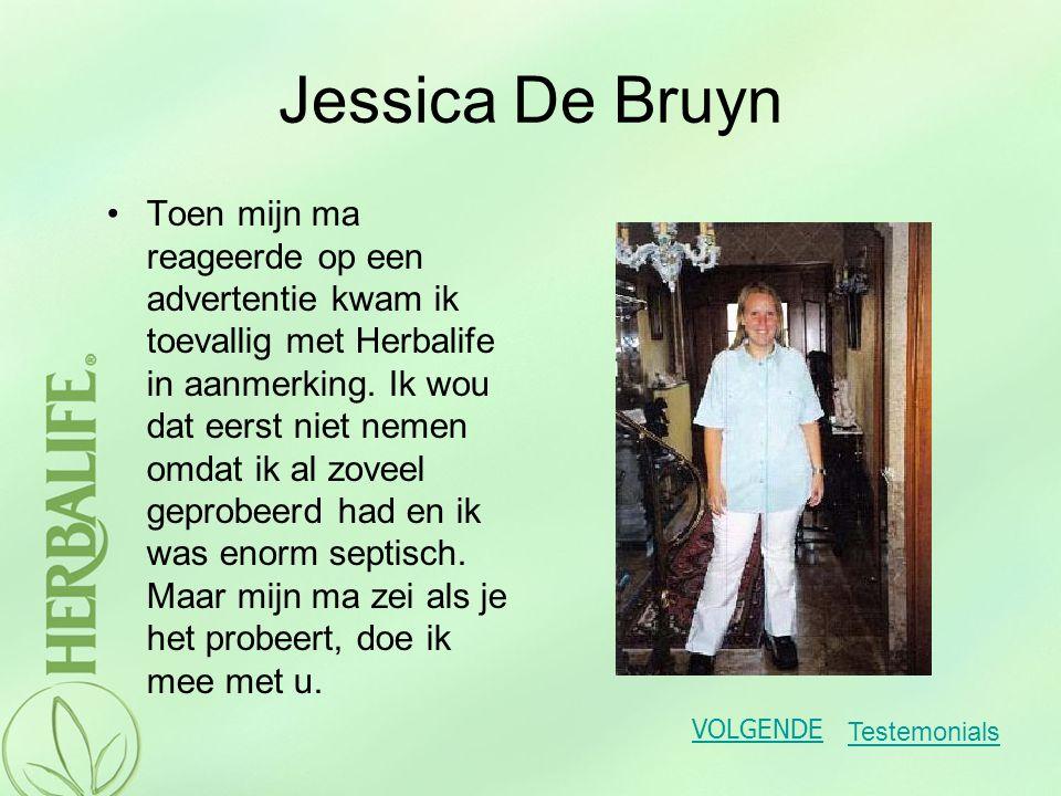 Jessica De Bruyn Dus op 23 Januari zijn we begonnen.