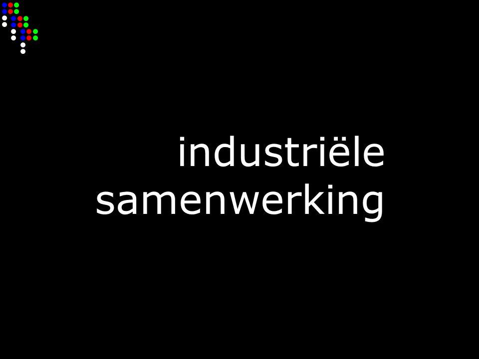 industriële samenwerking