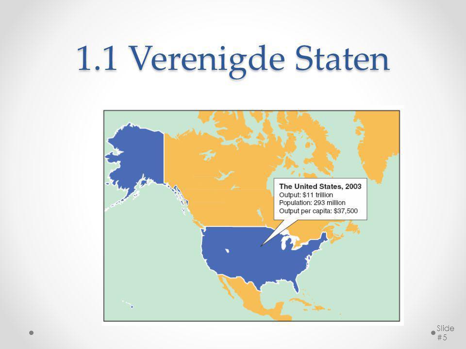 1.1 Verenigde Staten Slide #5