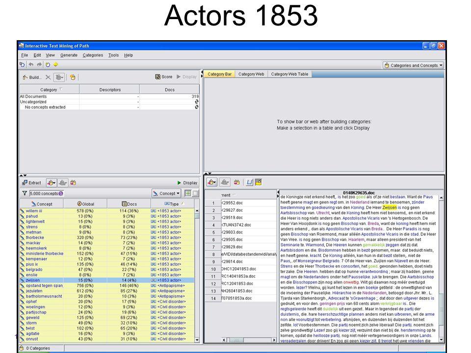 Actors 1853 11