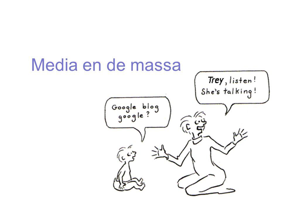 Media en de massa