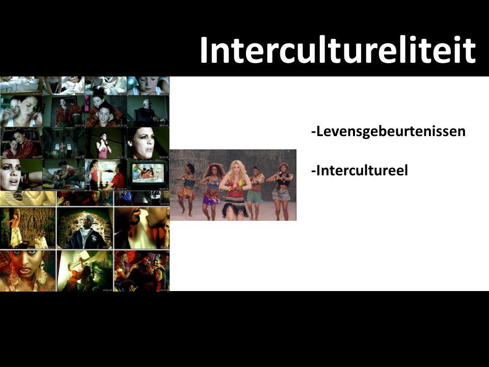 -Levensgebeurtenissen -Intercultureel Intercultureliteit