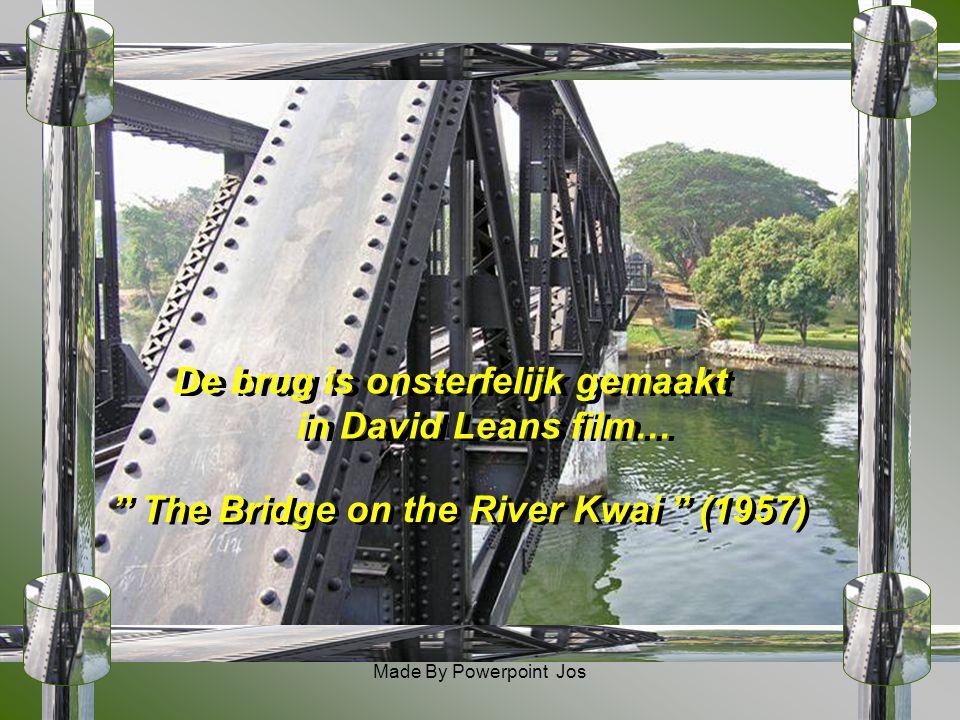 Made By Powerpoint Jos14 De rivier ligt er in 2005 zeer vredig bij in een zeer mooie omgeving… De rivier ligt er in 2005 zeer vredig bij in een zeer m