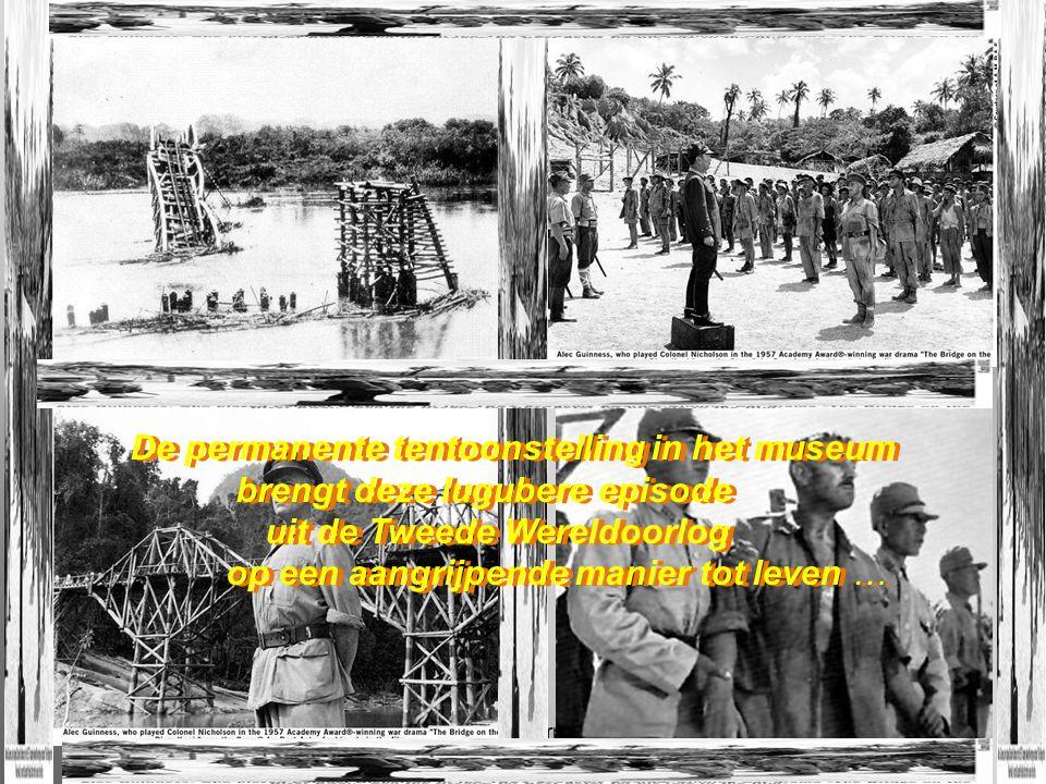 Made By Powerpoint Jos17 In Kanchanaburi herinneren twee oorlogsbegraafplaatsen… In Kanchanaburi herinneren twee oorlogsbegraafplaatsen… En een museum