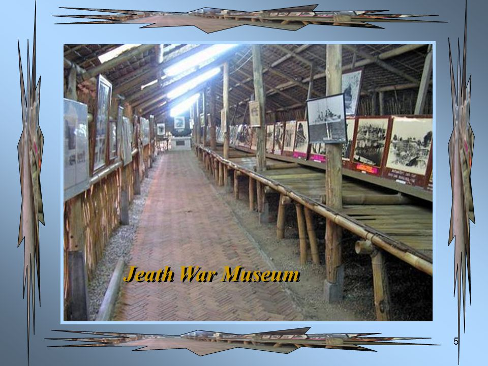 Made By Powerpoint Jos5 Jeath War Museum