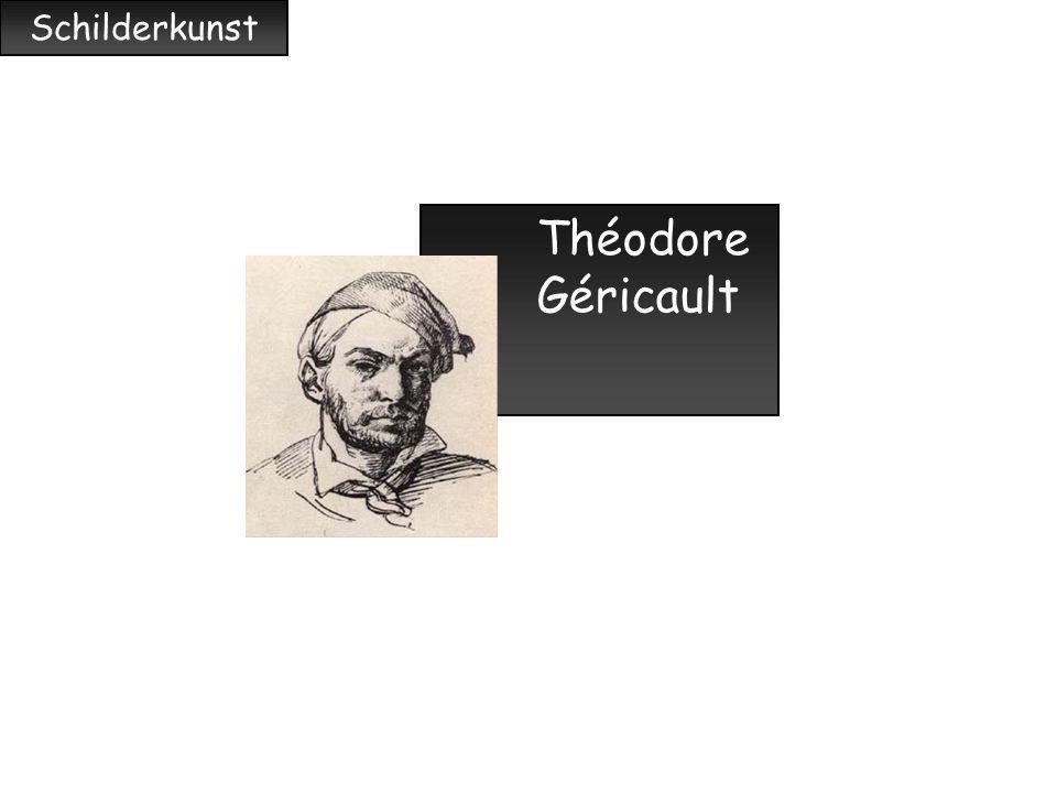 Schilderkunst Théodore Géricault