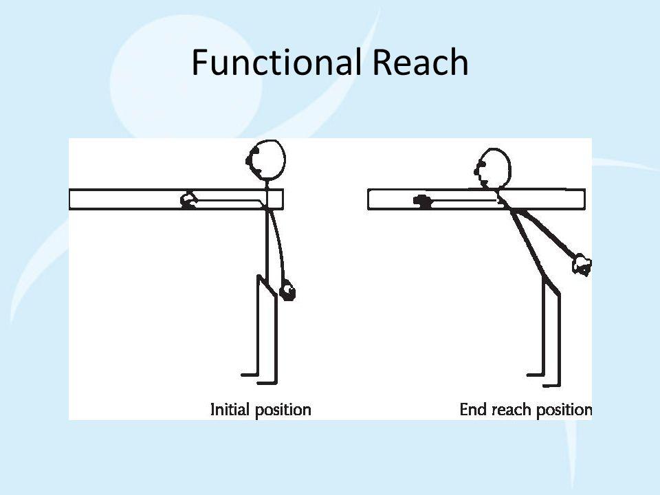 Functional Reach