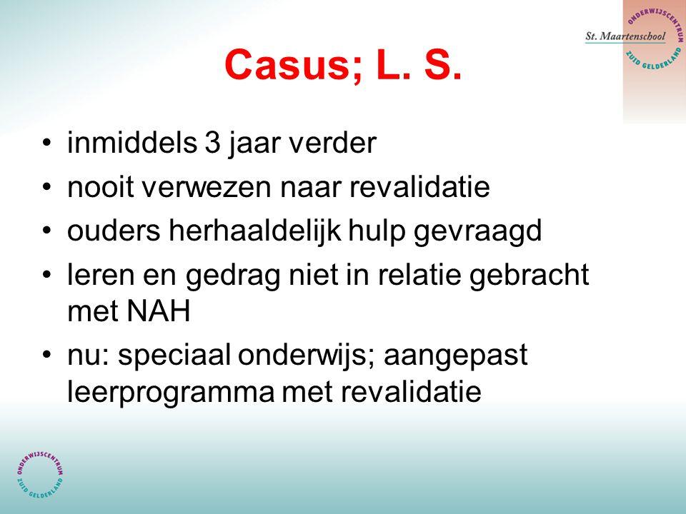 Casus; L.S.