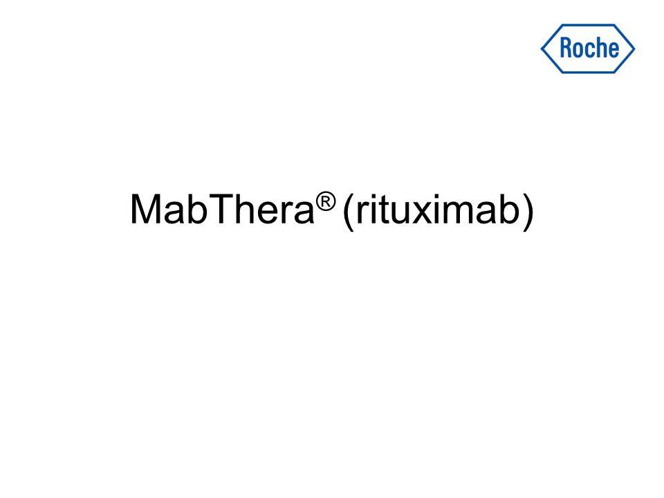 MabThera ® (rituximab)