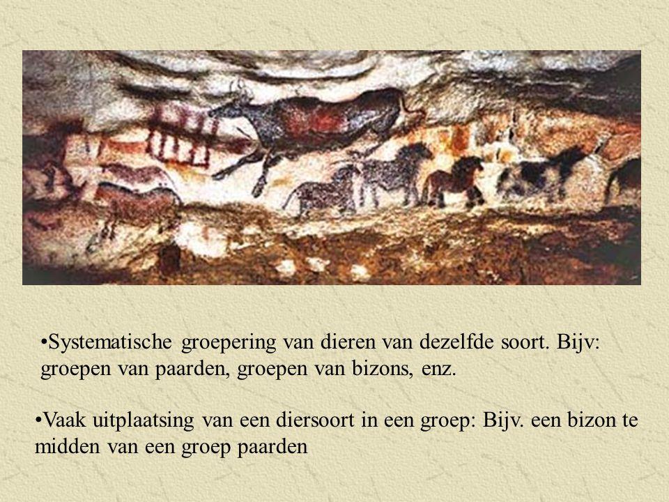 Systematische groepering van dieren van dezelfde soort. Bijv: groepen van paarden, groepen van bizons, enz. Vaak uitplaatsing van een diersoort in een