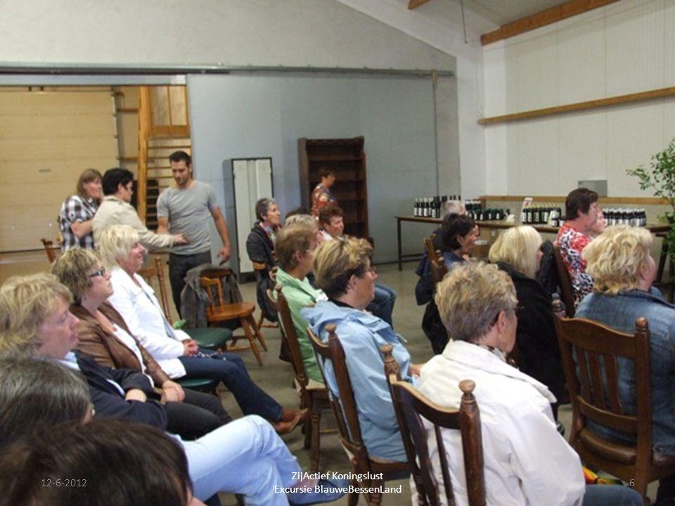 12-6-20126 ZijActief Koningslust Excursie BlauweBessenLand