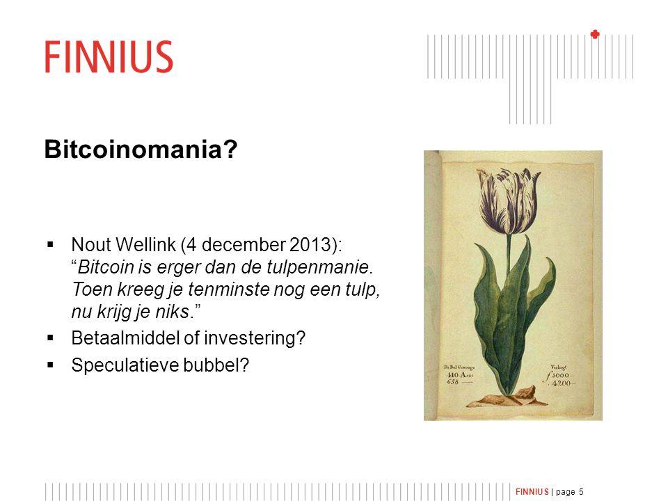 FINNIUS | page 5 Bitcoinomania.