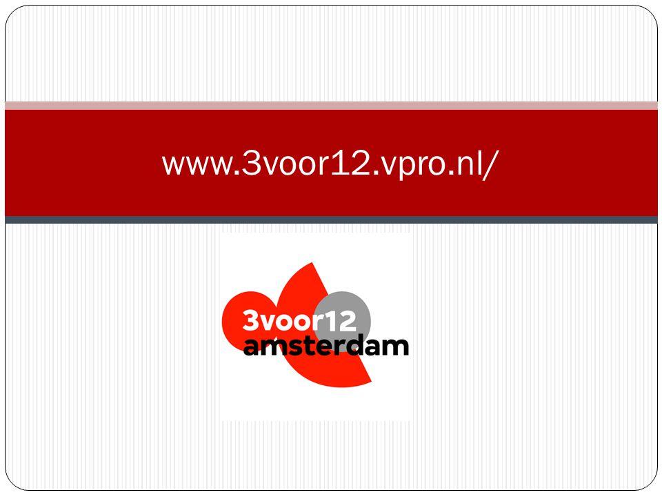 www.3voor12.vpro.nl/