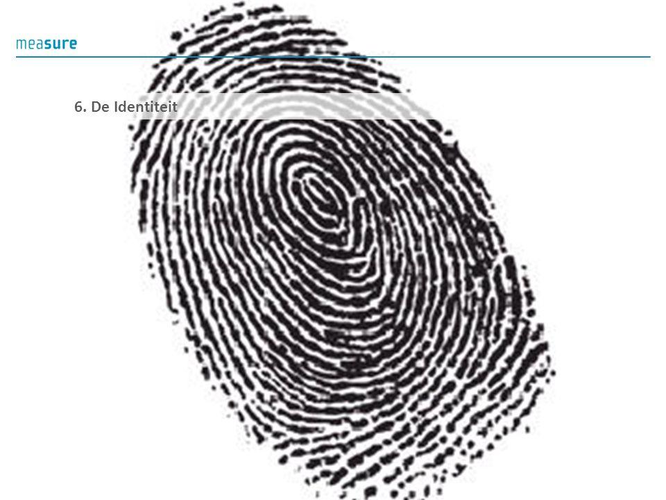 6. De Identiteit