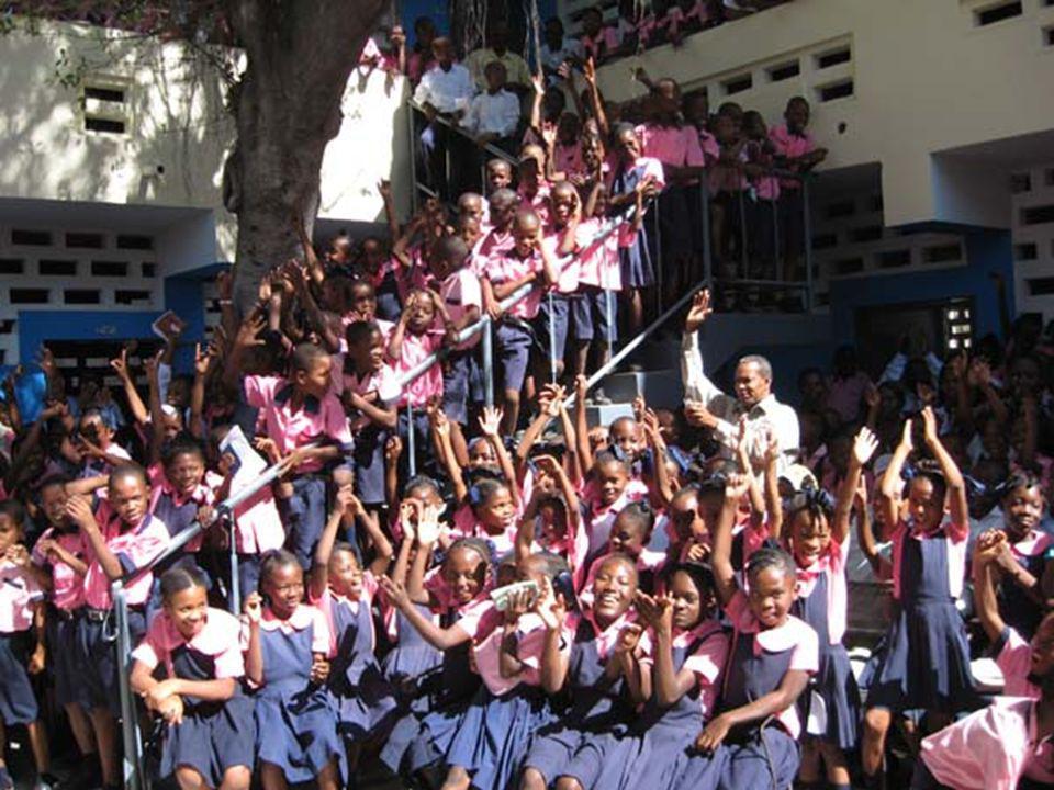 Alle 300 leerlingen kwamen om...