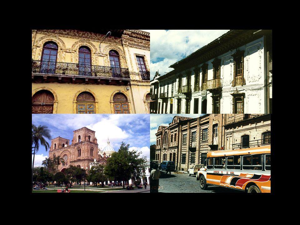 Misschien wisten jullie het al, misschien nog niet, maar op 12 oktober 2006 vertrekken we dus voor een jaartje naar Cuenca, Ecuador.