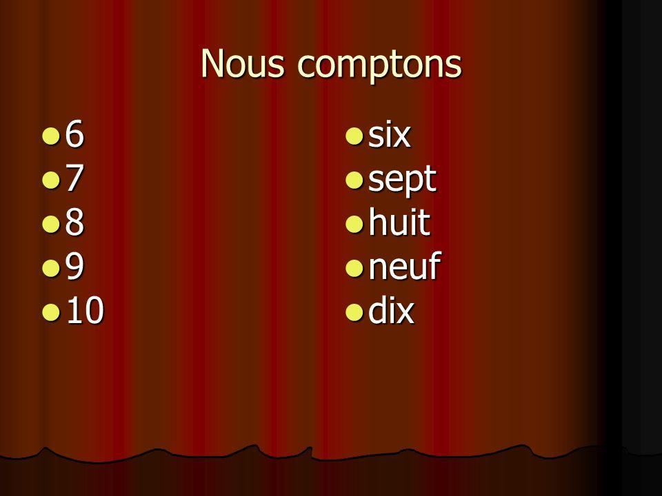 Zeg het getal in het Frans. 102 102 cent deux cent deux