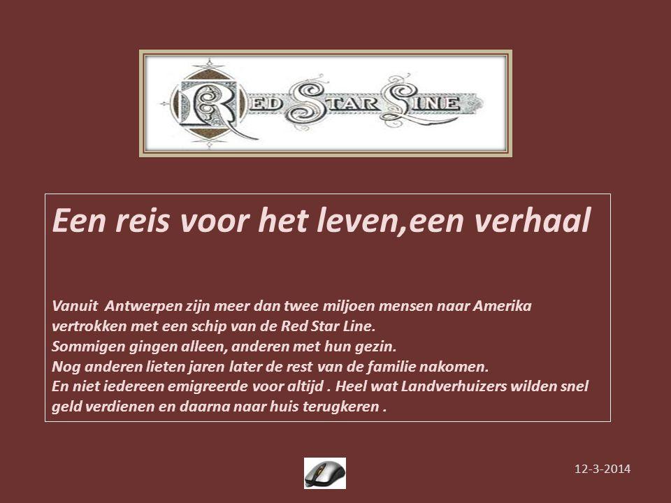 Voor miljoenen mensen uit heel Europa waren de loodsen van de Red Star Line op het Antwerpse Eilandje de start van een nieuw bestaan in Amerika.